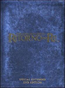 Il Signore degli anelli. Il ritorno del re (4 DVD)<span>.</span> Special Edition di Peter Jackson - DVD