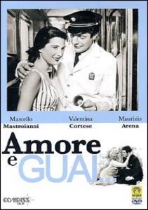 Amore e guai... di Angelo Dorigo - DVD