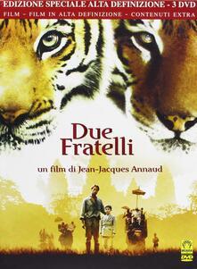 Due fratelli. Edizione speciale HD + PAL (3 DVD) di Jean-Jacques Annaud