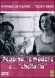 Cover Dvd Peppino, le modelle e