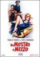 Cover Dvd Un mostro e mezzo