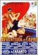 Cover Dvd Avventura a Capri