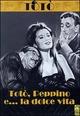 Cover Dvd DVD Totò, Peppino e... la dolce vita