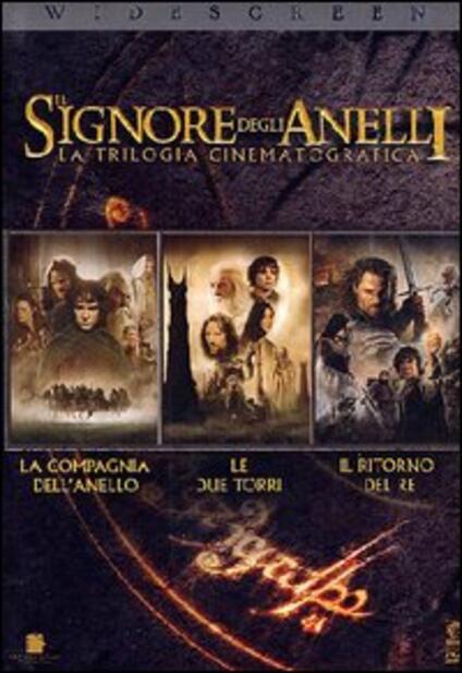 Il Signore degli anelli. La trilogia cinematografica di Peter Jackson