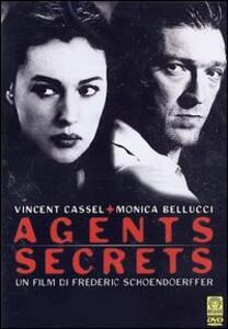 Agents secrets di Frédéric Schoendoerffer - DVD
