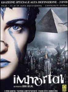 Immortal ad vitam (3 DVD) di Enki Bilal