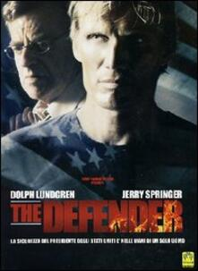 The Defender di Dolph Lundgren - DVD