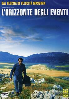 L' orizzonte degli eventi (DVD) di Daniele Vicari - DVD