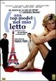 Cover Dvd DVD Una top model nel mio letto
