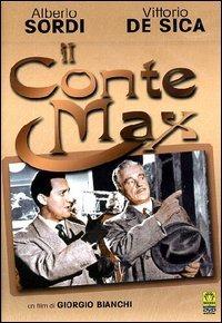 Locandina Il conte Max