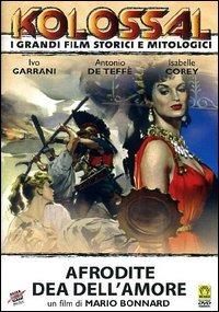Locandina Afrodite, dea dell'amore