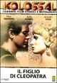 Cover Dvd DVD Il figlio di Cleopatra