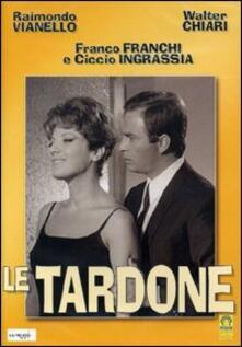 Le tardone (DVD) di Marino Girolami - DVD