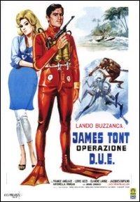 Locandina James Tont operazione D.U.E.