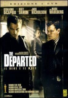 The Departed. Il bene e il male (1 DVD) di Martin Scorsese - DVD