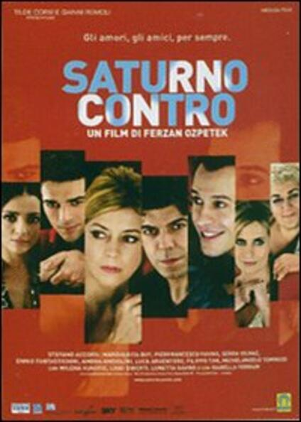 Saturno contro di Ferzan Ozpetek - DVD