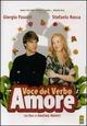 Cover Dvd DVD Voce del verbo amore