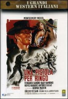 Una pistola per Ringo di Duccio Tessari - DVD
