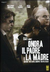 Cover Dvd Onora il padre e la madre