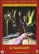 Cover Dvd DVD Le baccanti
