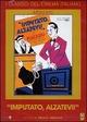 Cover Dvd Imputato, alzatevi!