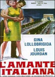 L' amante italiana di Jean Delannoy - DVD
