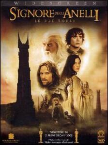 Il Signore degli anelli. Le due torri (2 DVD) di Peter Jackson - DVD