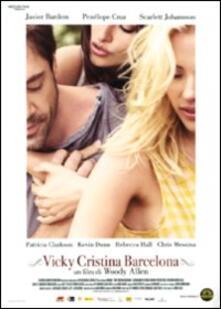 Vicky Cristina Barcelona di Woody Allen - DVD