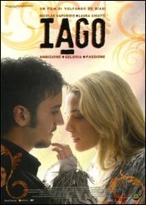 Iago di Volfango De Biasi - DVD