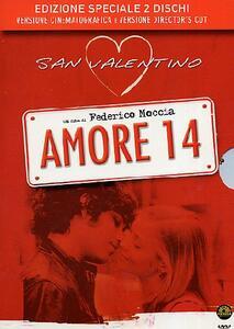 Amore 14 (2 DVD) di Federico Moccia - DVD