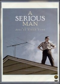 Cover Dvd Serious Man