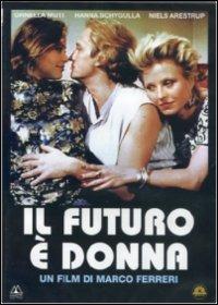 Locandina Il futuro è donna