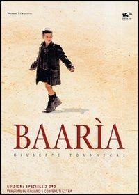 Cover Dvd Baarìa