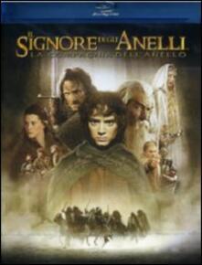 Il Signore degli anelli. La compagnia dell'anello di Peter Jackson - Blu-ray