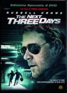The Next Three Days (2 DVD) di Paul Haggis - DVD