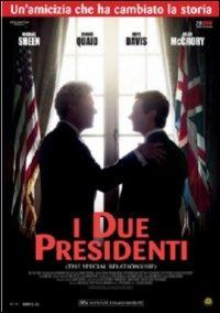 Cover Dvd due presidenti