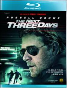 The Next Three Days (Blu-ray) di Paul Haggis - Blu-ray