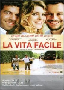 La vita facile di Lucio Pellegrini - DVD