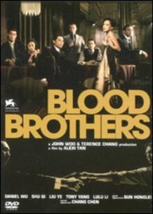 Blood Brothers di Alexi Tan - DVD