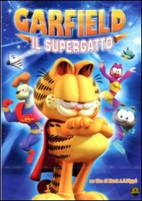 Cover Dvd Garfield. Il supergatto (DVD)