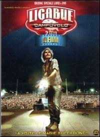 Cover Dvd Ligabue Campovolo. Il film (DVD)