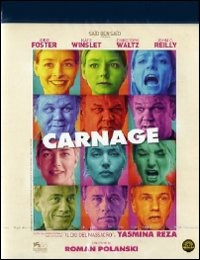 Cover Dvd Carnage (Blu-ray)