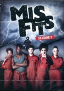 Misfits. Stagione 2 (2 DVD) - DVD