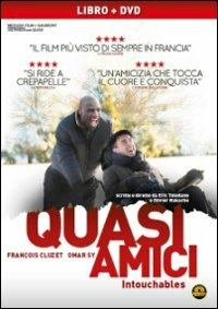 Cover Dvd Quasi amici. Intouchables (DVD)