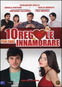 10 regole per fare innamorare di Cristiano Bortone - DVD