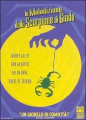 Copertina  La maledizione dello scorpione di giada [DVD]