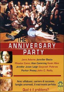 The Anniversary Party di Jennifer Jason Leigh,Alan Cumming - DVD