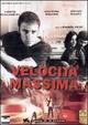 Cover Dvd Velocità massima