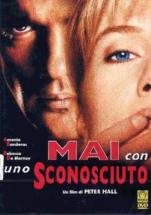 Mai con uno sconosciuto (DVD) di Peter Hall - DVD