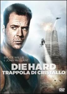 Die Hard. Trappola di cristallo di John McTiernan - DVD